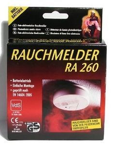 Indexa - Rauchmelder RA 260